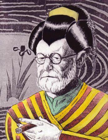 Freud in a Kimono